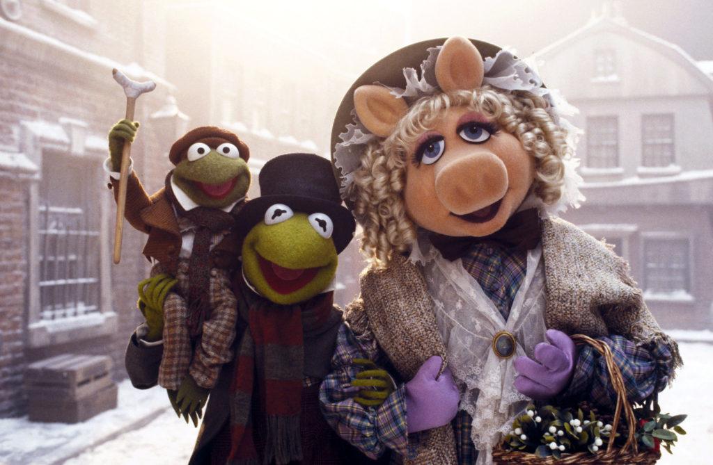 CineOrna |  O Natal dos Muppets