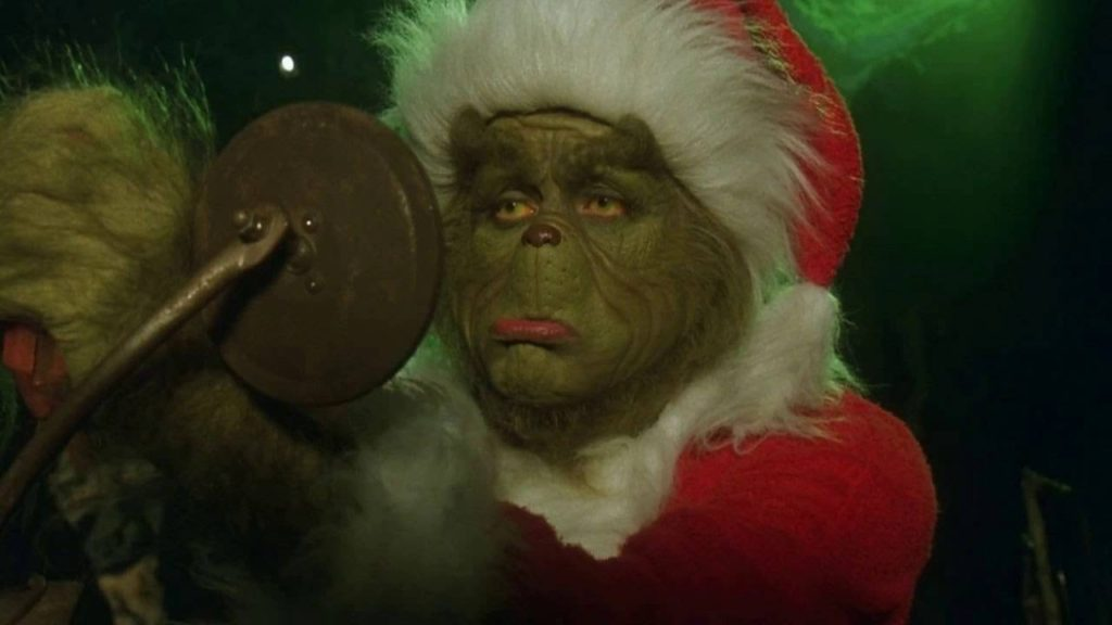 "CineOrna | ""O Grinch"""