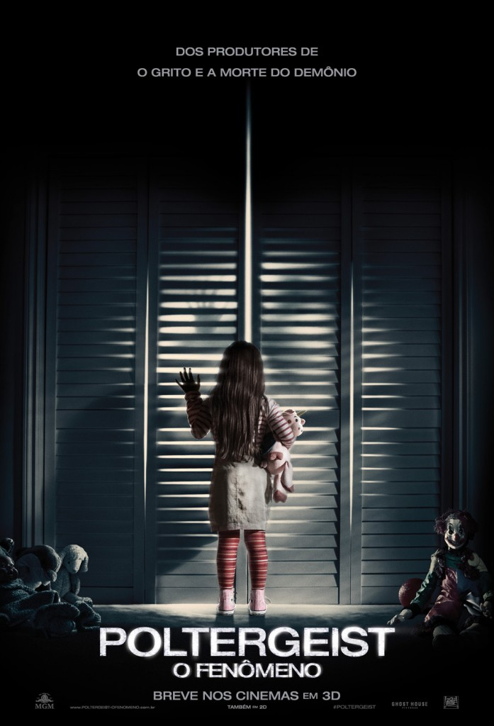 CineOrna | Poltergeist - PÔSTER