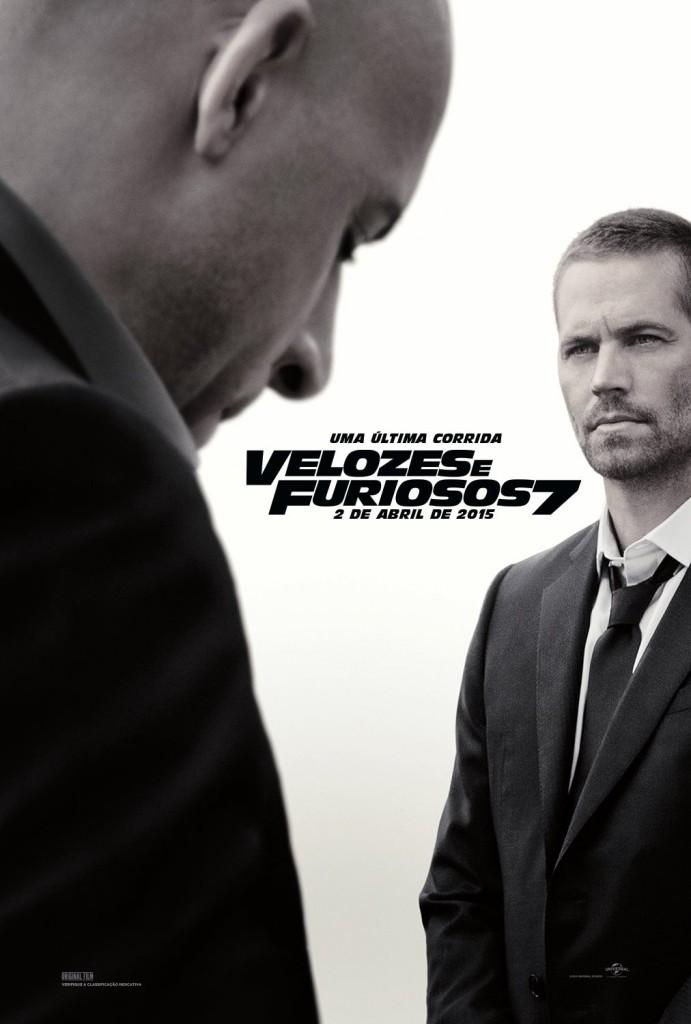 CineOrna | Velozes e Furiosos 7 PÔSTER