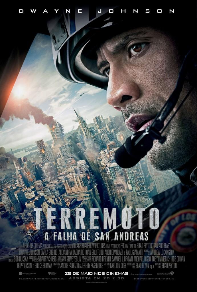 CineOrna | Terremoto - PÔSTER