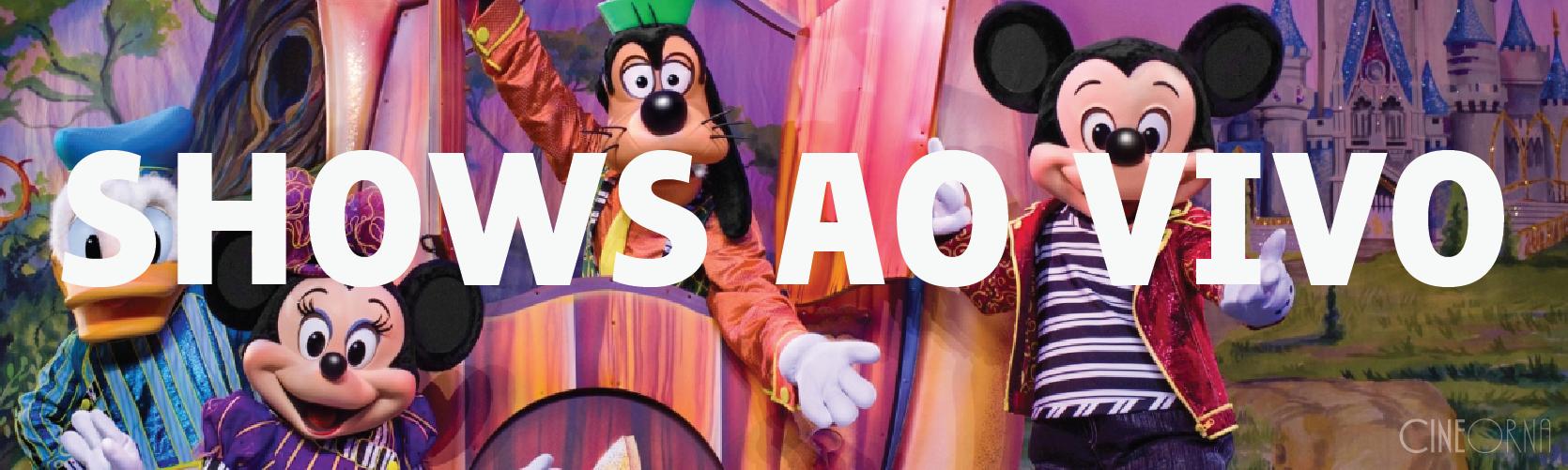 Shows Ao Vivo   Disney Live! Com o Espetáculo o Caminho Mágico de Mickey & Minnie