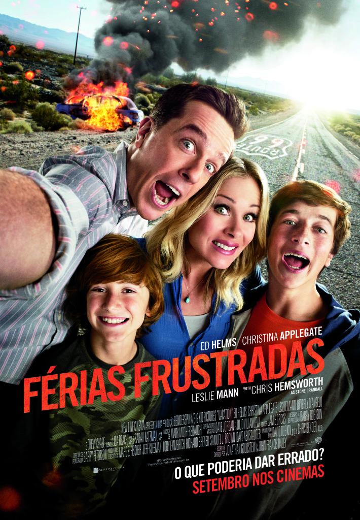 CineOrna | Férias Frustradas - PÔSTER