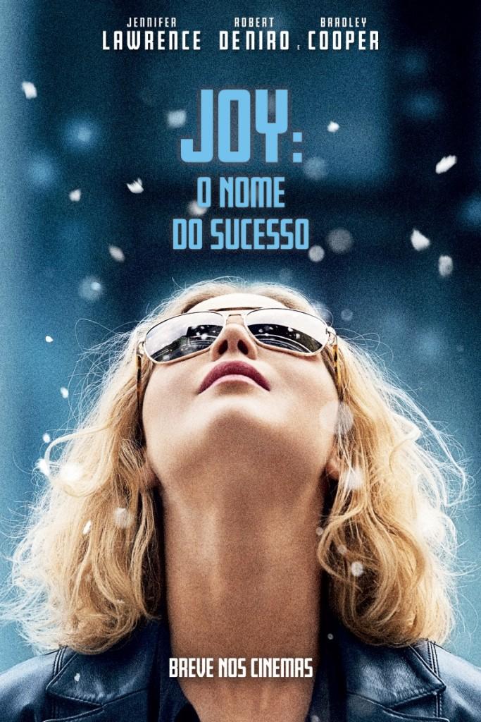 CineOrna   Joy: O Nome do Sucesso - PÔSTER