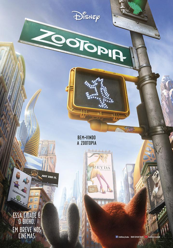 CineOrna | Zootopia - PÔSTER