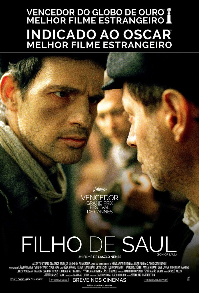 CineOrna | O Filho de Saul - PÔSTER