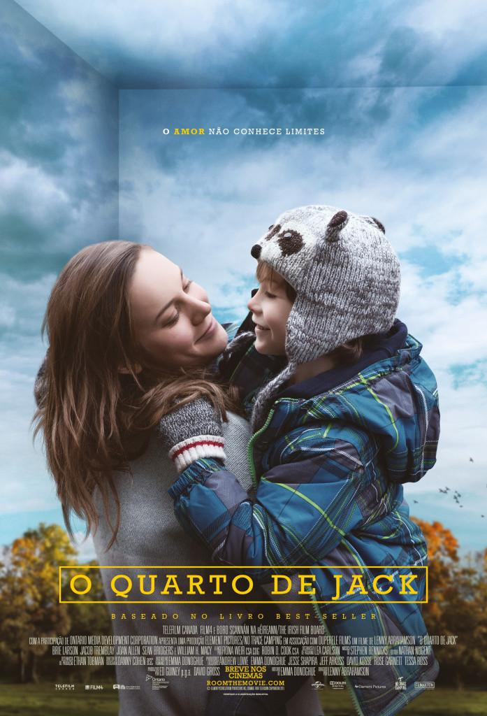 CineOrna   O Quarto de Jack - PÔSTER