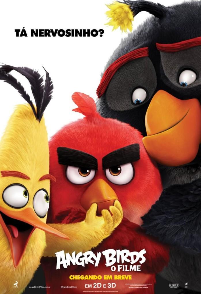 CineOrna | Angry Birds - POSTER