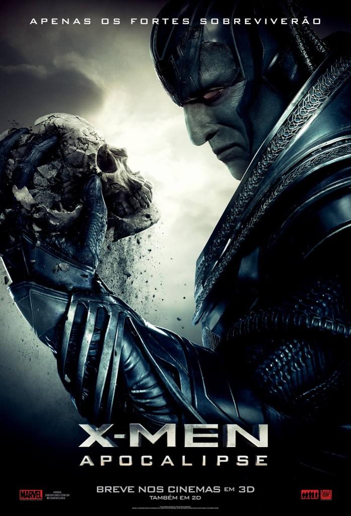 CineOrna   X-Men: Apocalipse - PÔSTER