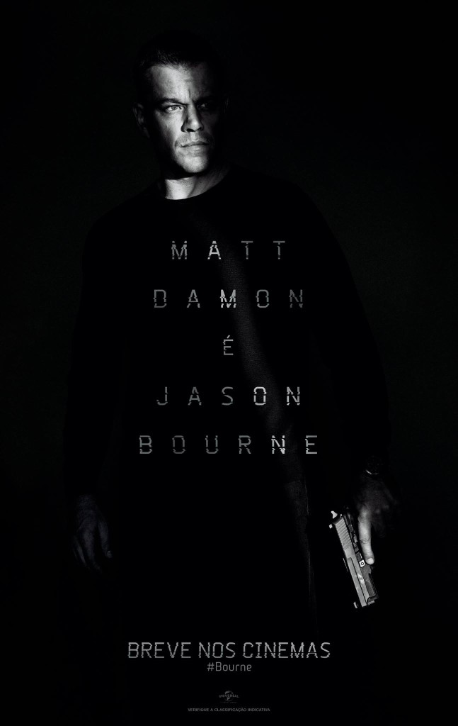 CineOrna | Jason Bourne - PÔSTER