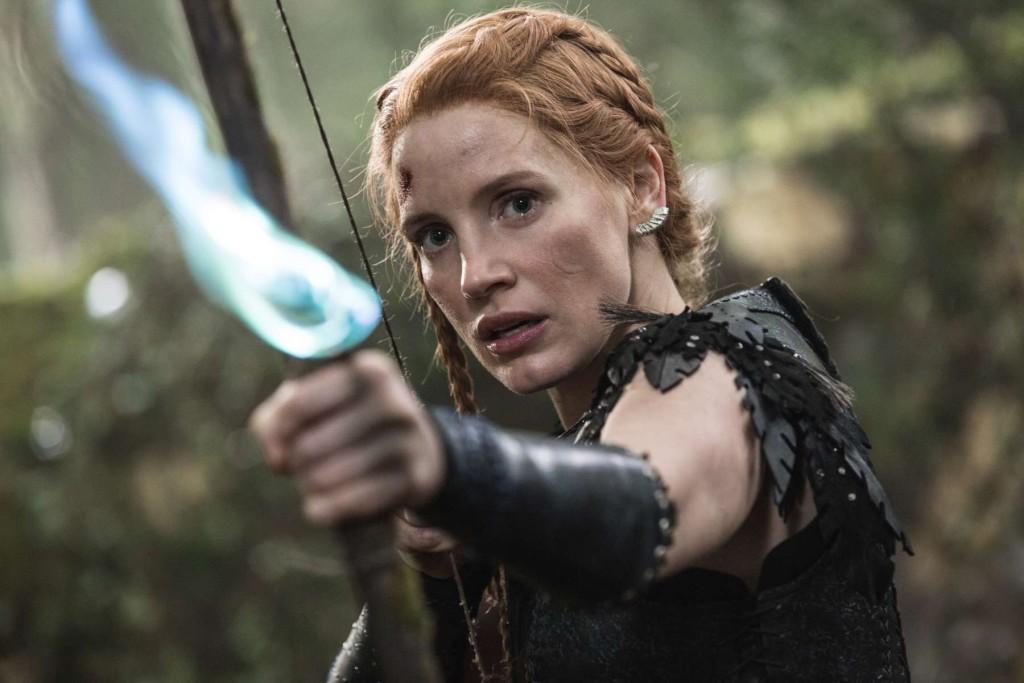 CineOrna | O Caçador e a Rainha do Gelo