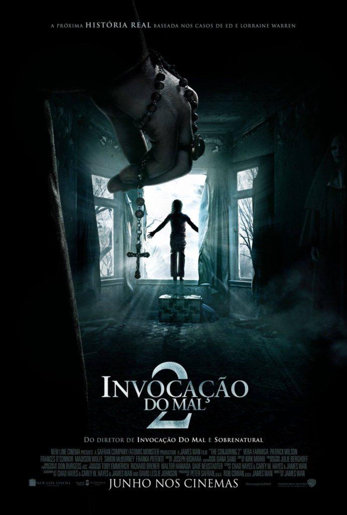 CineOrna | Invocação do Mal 2