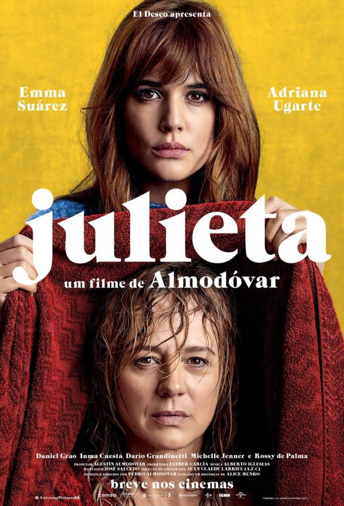 CineOrna| Julieta - PÔSTER