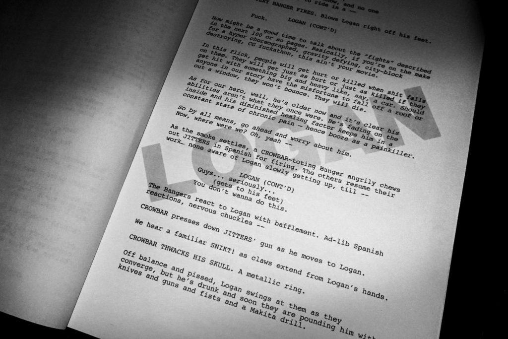 CineOrna | Logan -- Twitter