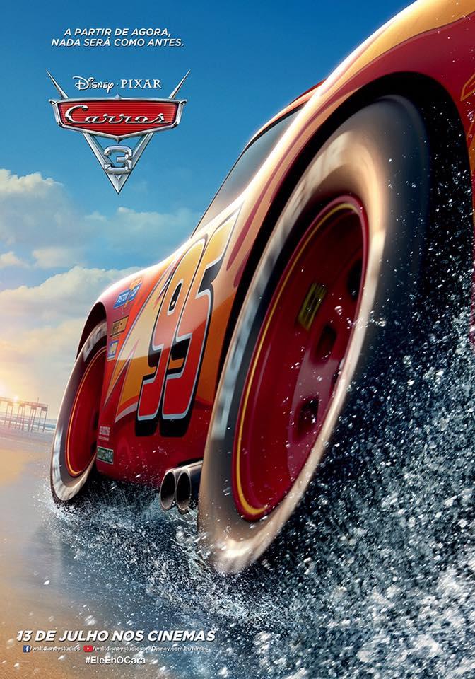 "CineOrna | ""Carros 3"""