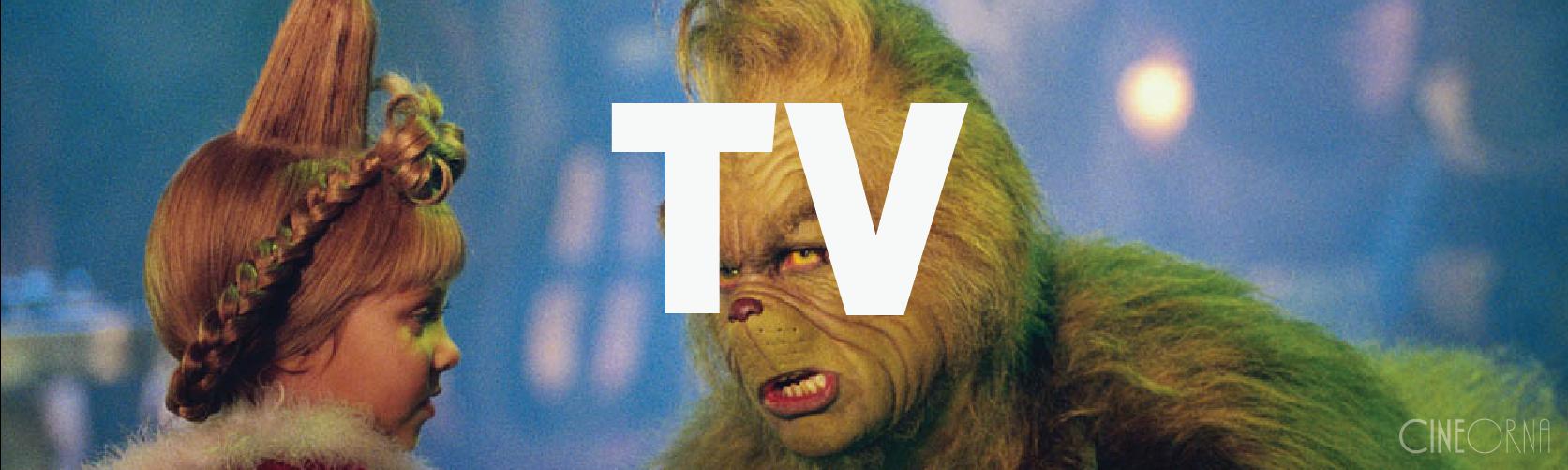 Jim Carrey é a estrela do Natal do Telecine Fun