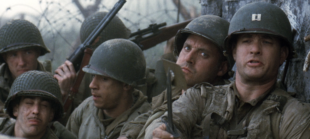 "CineOrna   ""O Resgate do Soldado Ryan"""