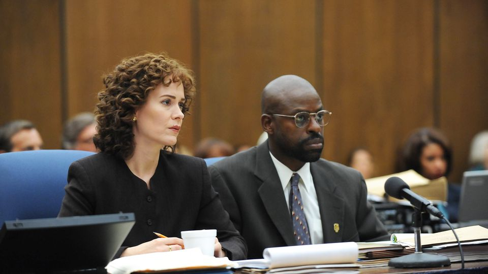 American Crime Story: The people Vs OJ Simpson""