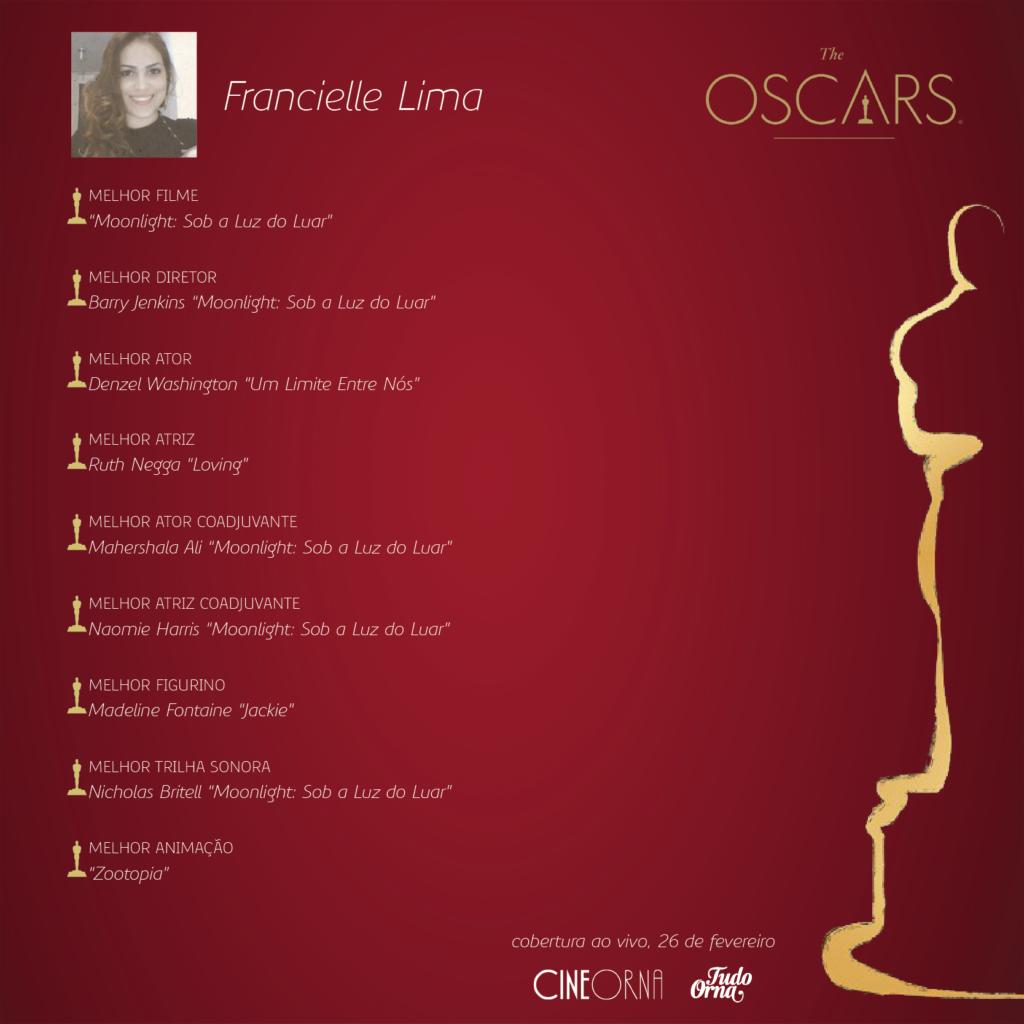 Bolão_Francielle_Oscar2017