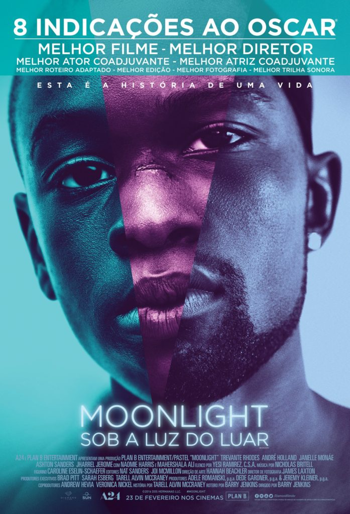 "CineOrna | ""Moonlight"" - PÔSTER"