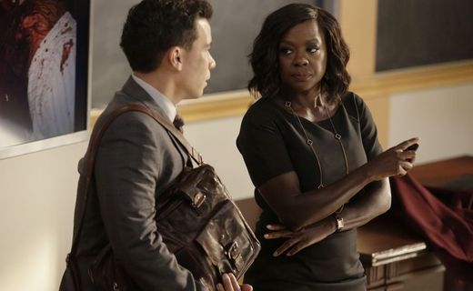 "CineOrna | ""How to Get Away with Murder"""