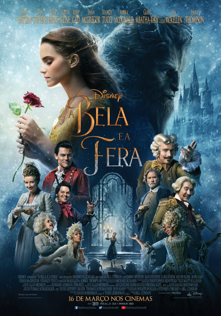 "CineOrna | ""A Bela e a Fera"""