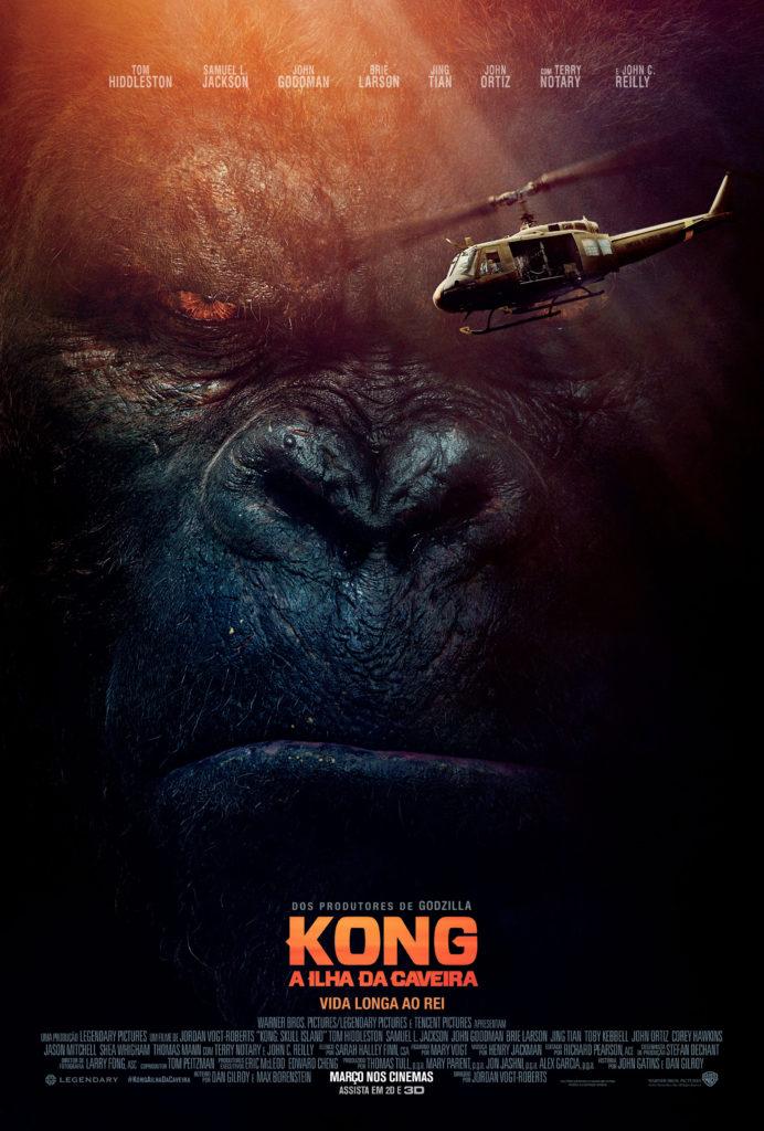 CineOrna | Kong - PÔSTER
