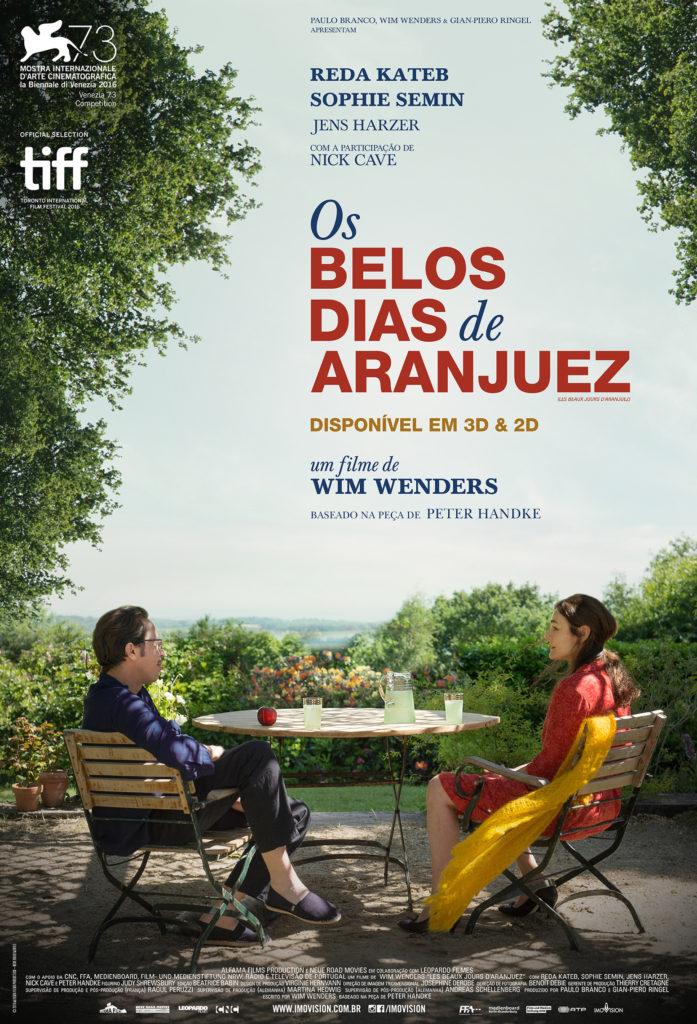 """CineOrna """"Os Belos Dias de Aranjuez"""""""