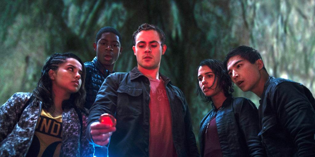 "CineOrna | ""Power Rangers"""