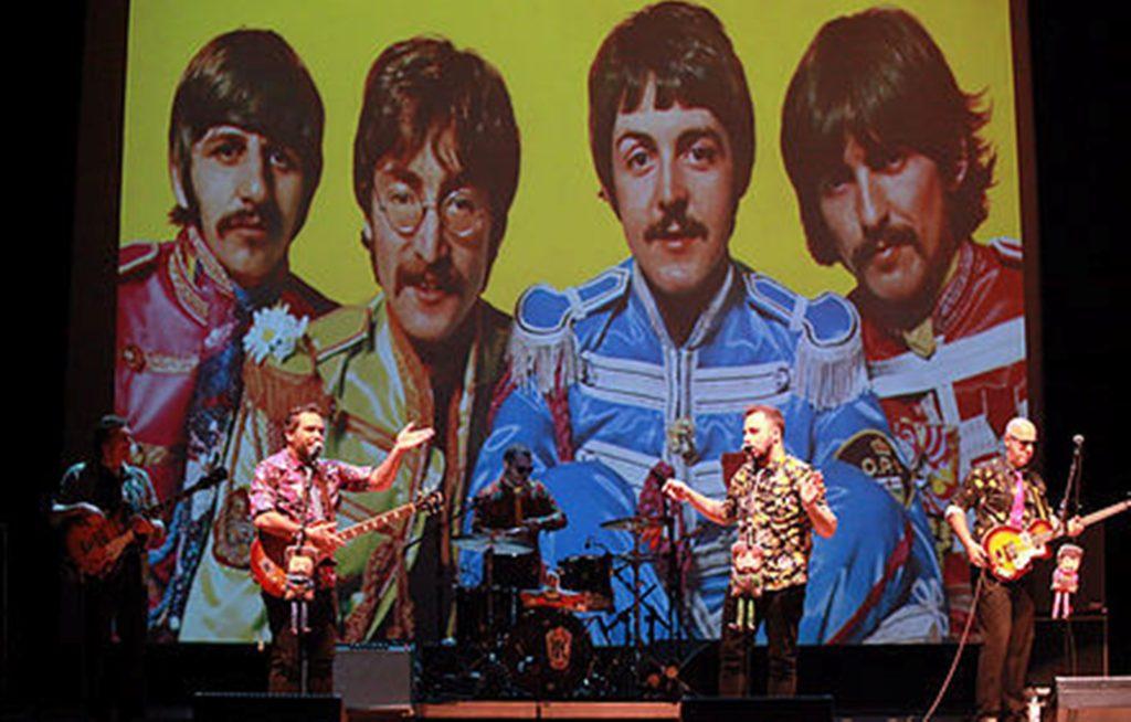 CineOrna | Beatles para Crianças