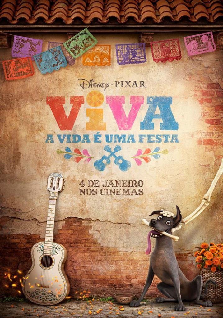 "CineOrna | ""Viva: A Vida é uma Festa"""