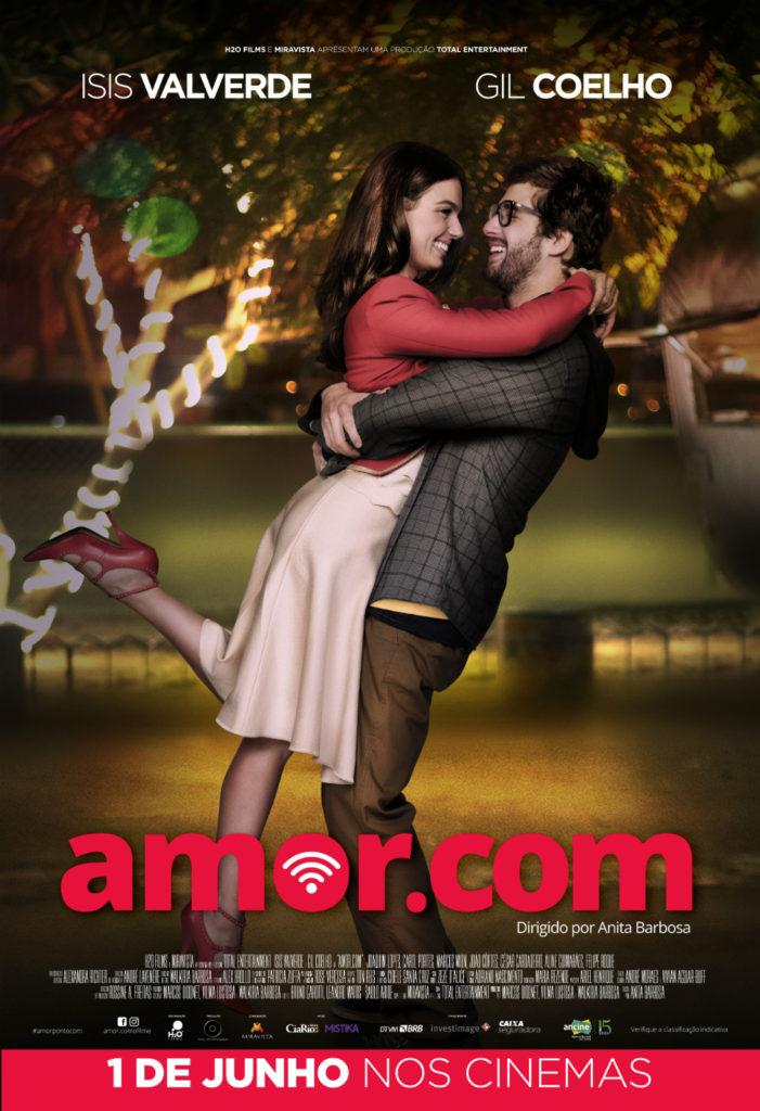 "CineOrna | ""Amor.com"" - PÔSTER"