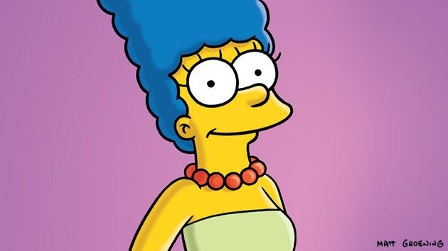 CineOrna | Marge Simpson
