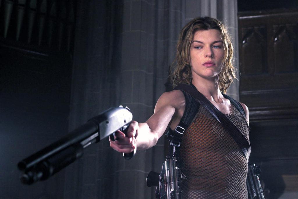 "CineOrna   ""Resident Evil 2"""