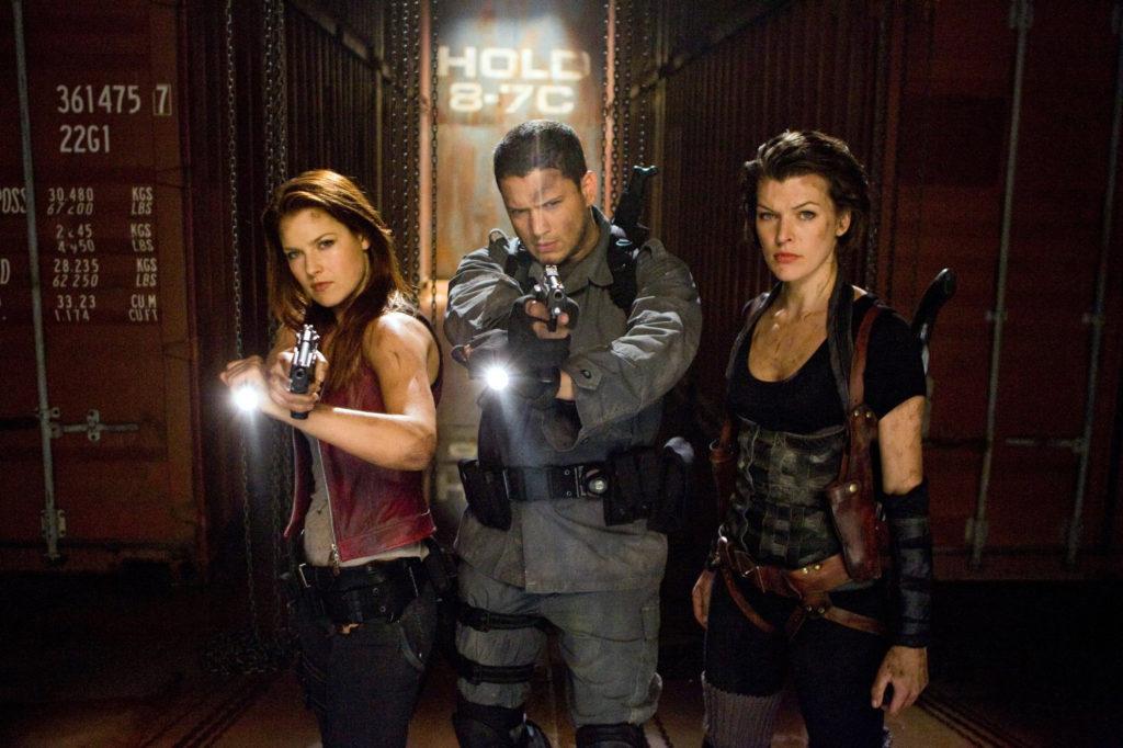 "CineOrna   ""Resident Evil 4"""