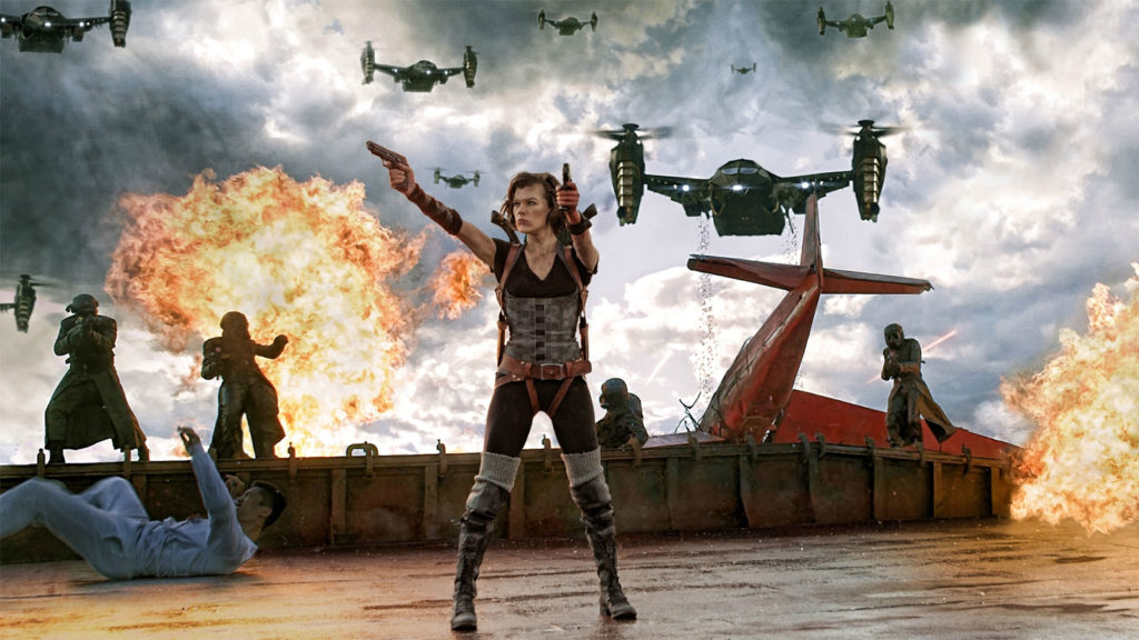"CineOrna   ""Resident Evil 5"""