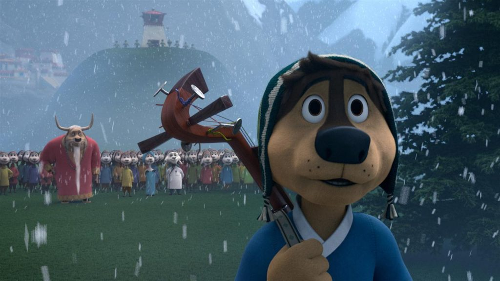 "CineOrna | ""Rock Dog"""