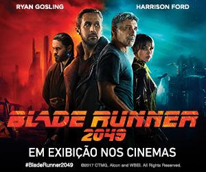 """Blade Runner 2049"" | Banner Lateral Exibição"
