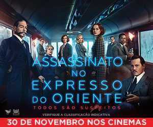 """Assassinato no Expresso do Oriente"" 
