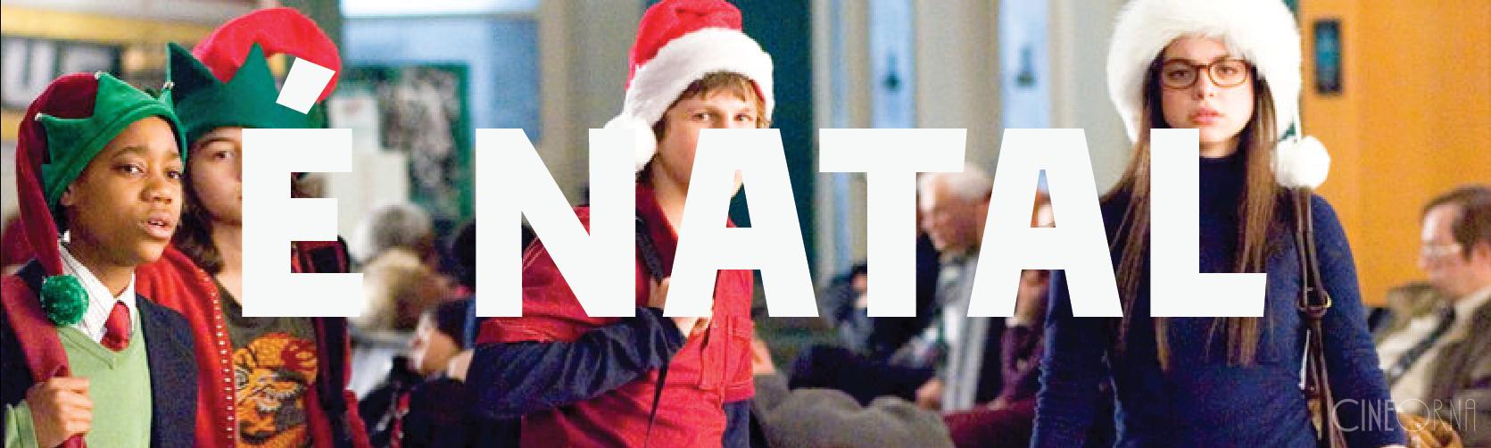 "É Natal | ""Menores Desacompanhados"""